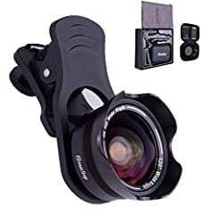 A SMALL CASE TO CREATE BIG SNAP CONVENIENCE EVERYDAY, LIFETIME MEMORIESAll-In-One toolkit to become a self-reliant photographer; Easy carry-on in travel or everyday; Great for a wide range of smart phones since the lens clip can slide up and ...