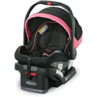 Graco SnugRide SnugLock 35 LX Infant Car Seat | Baby Car Seat, Tansy