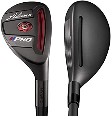 62781b6811060 Adams Golf Clubs Pro Hybrid Rescue 20° 3h Matrix Altus Red Tie Ltd Ed Stiff  - Palos de Golf
