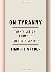 Timothy Snyder (Author)(85)Buy new: $7.99$6.2135 used & newfrom$5.48