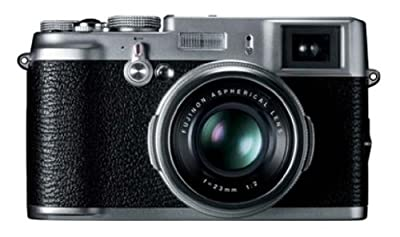Fujifilm X100 Digital Camera by FUJI9