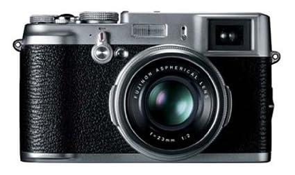 Fujifilm X100 12 3 MP APS-C CMOS EXR Digital Camera with 23mm Fujinon Lens  and 2 8-Inch LCD
