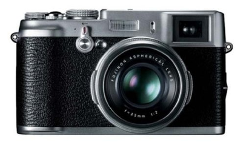 Fujifilm X100 12.3 MP APS-C CMOS EXR Digital Camera with 23m