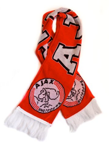 - Ajax Amsterdam - Premium Soccer Fan Scarf - Ships within USA