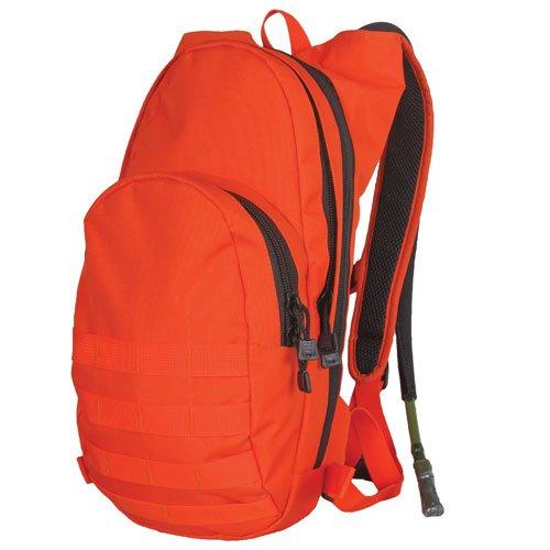 Fox Outdoor ProductsコンパクトModular Hydrationバックパック B00L9V1U76 オレンジ(Safety Orange)