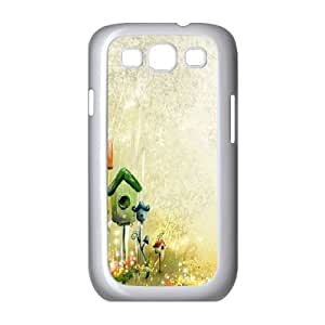 Sexyass Whose House Cases for Samsung Galaxy S3 Non Slip, Case for Samsung Galaxy S 3 for Girls Protective with White