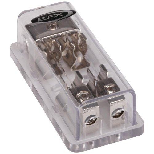 (Scosche Coreblock2 Agu Fuse Power Distributor 1-4 Gauge In, 2-8 Gauge Out)