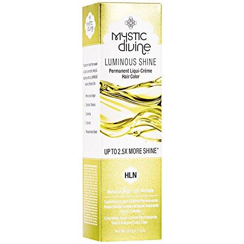 Mystic Divine HLN High Lift Blonde Permanent Liqui-Creme Hair Color HLN�High Lift (Hln High Lift)