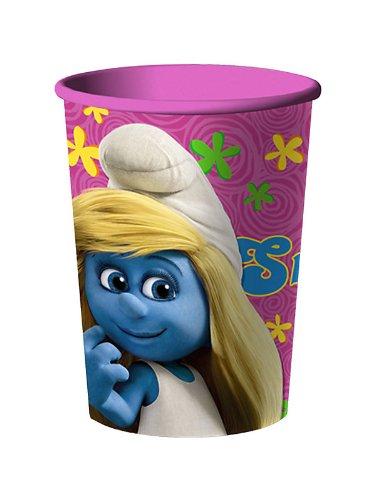 Smurfs 2 16oz Cup - Each by KidsPartyWorld.com