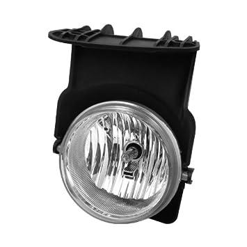 Golden Yellow Lens Fog Light Bumper Lamps w//Switch+Harness for 03-06 GMC Sierra