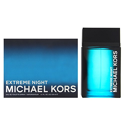 Michael Kors Extreme Night 4.1 Oz Eau De Toilette Spray Michael Kors NEW Box Men (Usa Michael Kors)