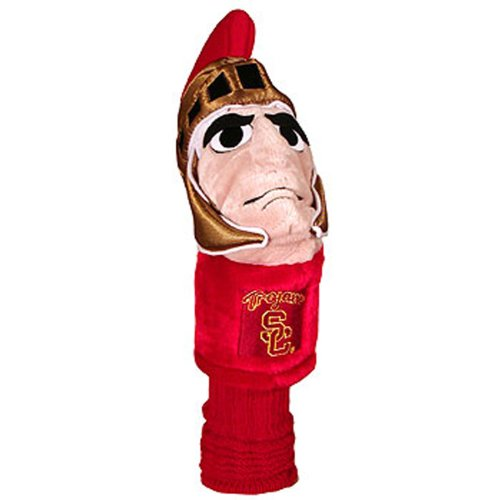 NCAA Southern California Team Mascot Head Cover, Outdoor Stuffs
