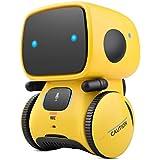 コミュニケーションロボット 音声制御 タッチセンサー ミュージック ダンス 音声認識 録音 お子様 お祝い ギフト ロボット おもちゃ AT001