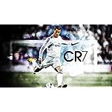 Cristiano Ronaldo poster 24 inch x 13 inch (60cm x 33cm)