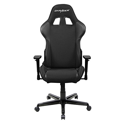 DXRacer OH/FH11/N Formula Series Black Gaming Chair - Includes 2 free cushions