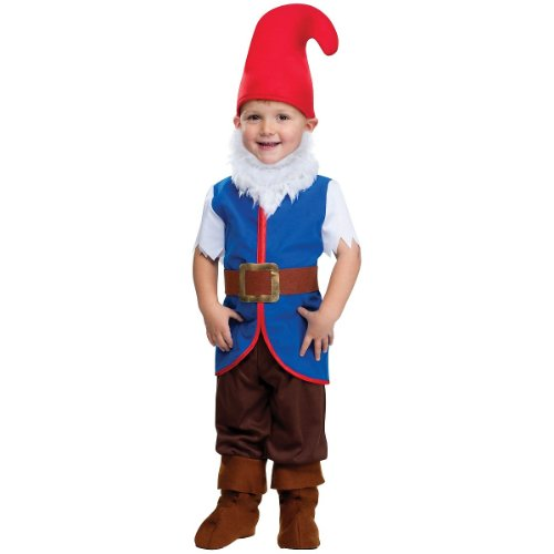 Gnome Boy Toddler Costume - Gnome Costume Boy