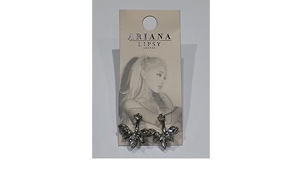 Ariana Grande Lipsy London - Pendientes: Amazon.es: Joyería