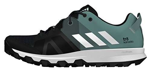 adidas AQ5849, Zapatillas de Running Mujer Negro (Negbas / Ftwbla / Acevap)