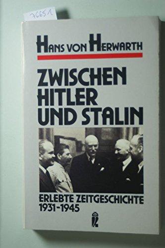 Zwischen Hitler und Stalin