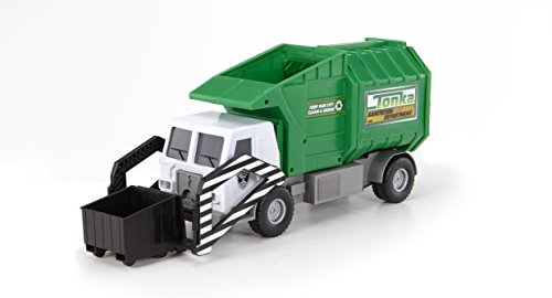 tonka mighty motorized garbage ffp truck in the uae see