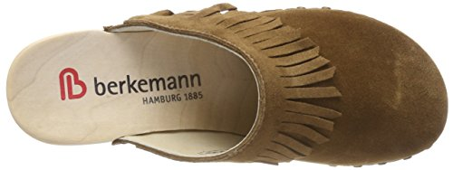 Cloé Clogs Women's Berkemann Brown Brown zPqW85pPgw