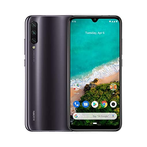 Xiaomi Mi A3 Kind Of Grey 6,088″ 64gb/4gb Dual Sim