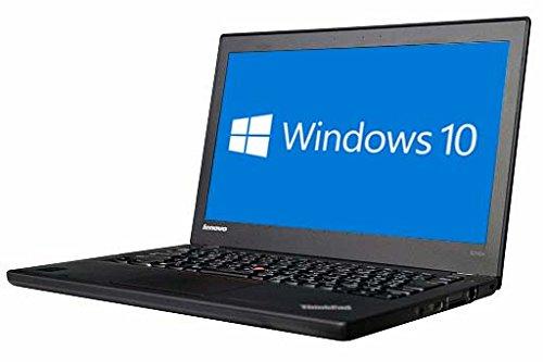 中古 lenovo ノートパソコン ThinkPad X240s Windows10 64bit搭載 Core i5-4210U搭載 メモリー4GB搭載 HDD320GB搭載 W-LAN搭載   B07RWB3JP5