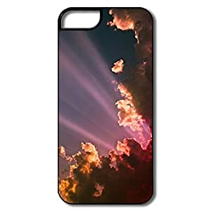 Cool Colorful Clouds IPhone 5/5s Case For Friend