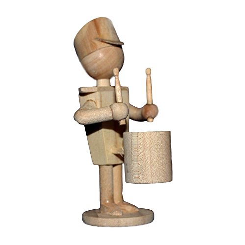 Marching Band Snare Drummer Ornament or Figurine