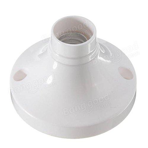 Bazaar E14 Edison Screw Socket Base Light Bulb Holder Lamp Surface Fixing 110V//220V