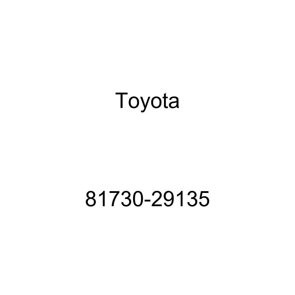 Toyota 81730-29135 Marker Lamp Assembly
