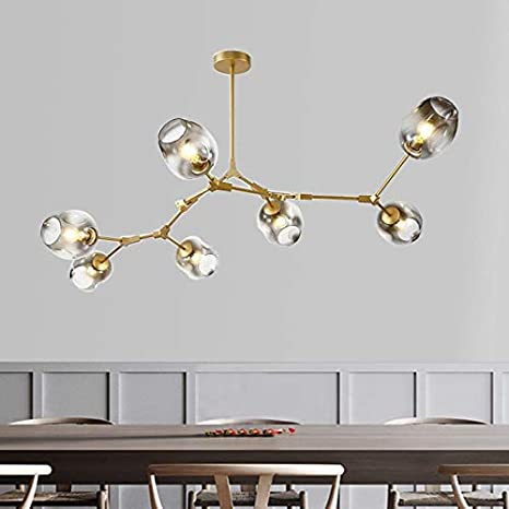 Modern Ceiling Pendant Light Shade Lounge Lampshade Lighting Jewelled Ball Rooms