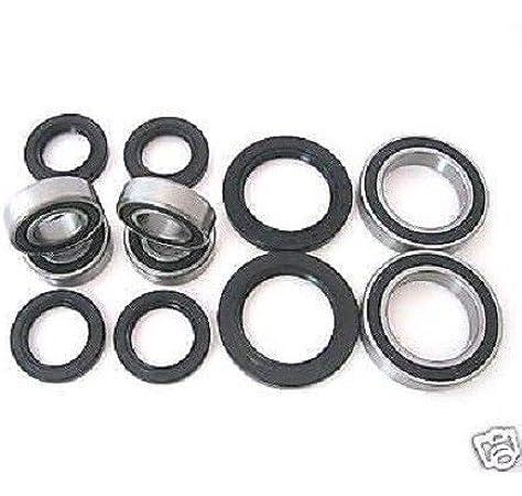 Yamaha Raptor Rear Axle Bearing Kit Wheel Bearing And Seal Set 700 YFZ450 2006-2012
