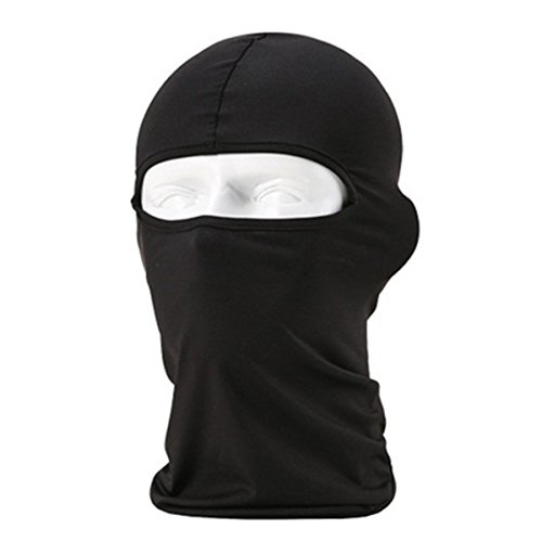 Balaclava Face Mask Headband - 6-way Stretch, WITERY Unisex Outdoor Motorcycle Cycling Hiking Skiing Protective Full Face - Stores In Greenville Nc
