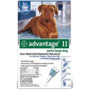 4PK BLU Advantage II