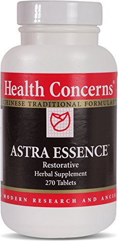 Health Concerns - Astra Essence - Restorative Herbal Supplement - 270 Tablets by Health Concerns