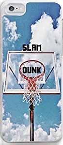 Case for Iphone,Dseason Iphone 5C Hard Case **NEW** High Quality Unique Design christian quotes slam dunk hjbrhga1544