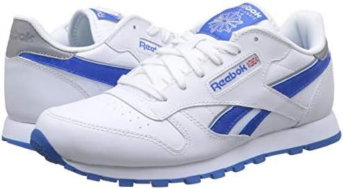Reebok Cl Leather Reflect, Zapatillas de Running para Niños: Amazon.es: Zapatos y complementos