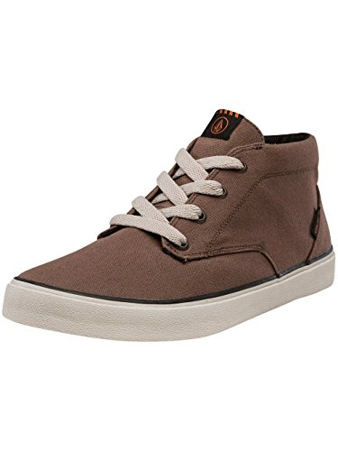 Volcom Draw Mid Shoe -Fall 2017- Black Coffee sale top quality online for sale release dates authentic sw8hdanZU
