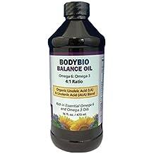 BodyBio/E-Lyte - BodyBio Balance Oil 16 oz