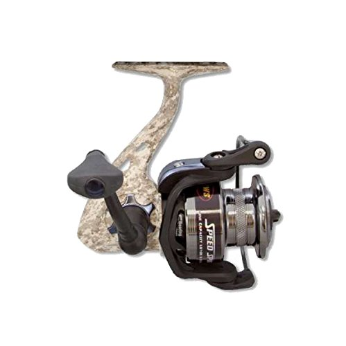 Lews AHC200 American Hero Camo Speed Spin Spinning (Hero Camouflage)