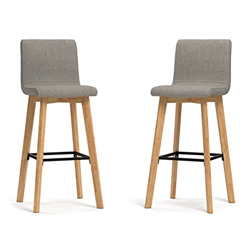 Top Best 5 Bar Stool Mid Century For Sale 2016 Product