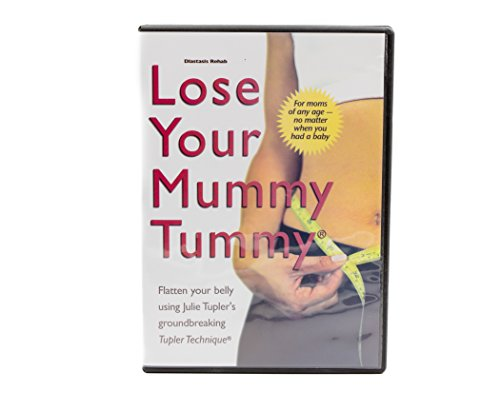 RN, Julie Tupler's Diastasis Rehab Lose Your Mummy Tummy DVD