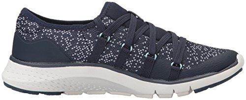 Dr. Scholls Jaloers Op Vrouwen Mode Sneaker Navy Cosmic Knit