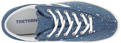 medio Zapatillas Deportivas Mujer Tretorn para Azul Nyliteplus 0vUYwY