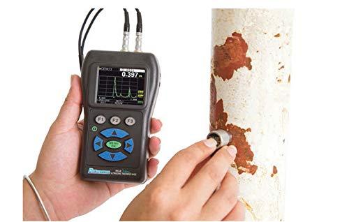 Danatronics EHC-09DLCW Ultrasonic Corrosion Thickness -