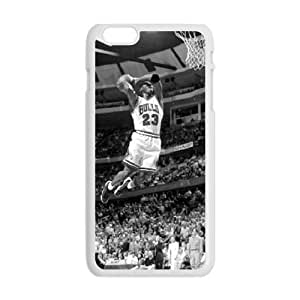 Bulls 23 basketball player Cell Phone Case for iPhone plus 6