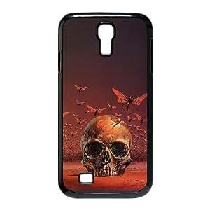 Winfors Artsy Skull Phone Case For Samsung Galaxy S4 i9500 [Pattern-3]