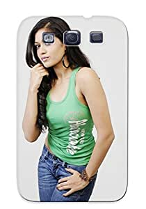 Agpnse-2934-zigrnec Hard Skin Protector For SamSung Note 2 Case Cover Meghana Raj Bollywood Celebrity Actress Model Girl Beautifulsmile With Nice Appearance For Lovers Gifts