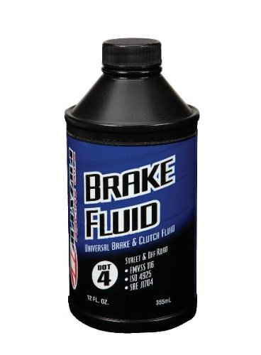 Maxima DOT 4 Brake Fluid – 12oz. 86912